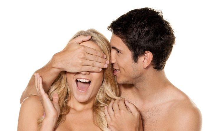 романтика интимност отношения